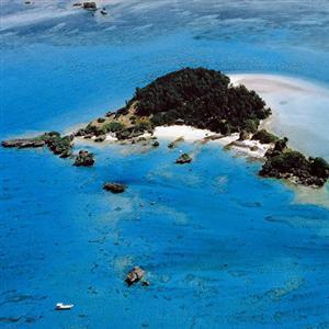 無人島滞在ができる、「ヨウ島ツアー」が人気