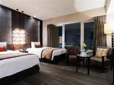 リーズナブルに満喫する、快適な客室