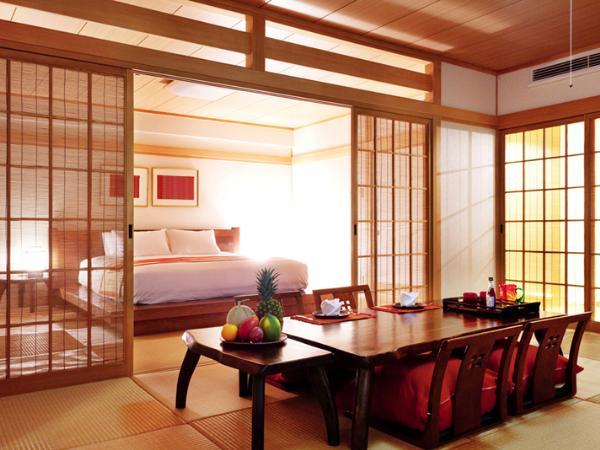 【琉球の寛ぎの時間】琉球スイート 検索一覧用写真、部屋
