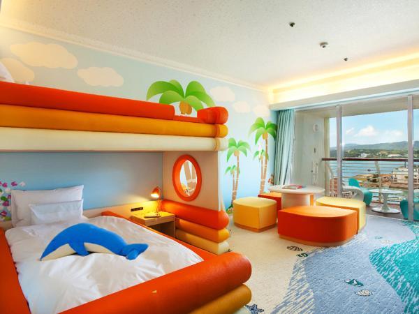 子どもに大人気の客室「フリッパーズルーム」