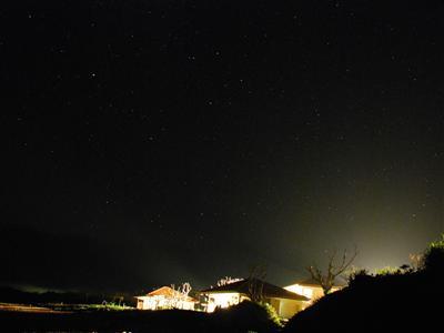 人里離れているからこそ!星空保護区の満天の星空を心ゆくまで