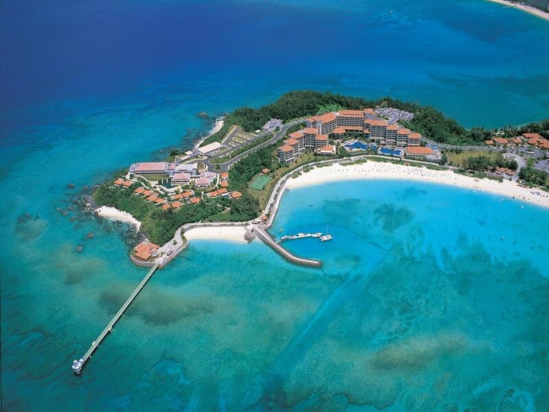 各国の首脳を迎え入れた、沖縄を代表する高級リゾート