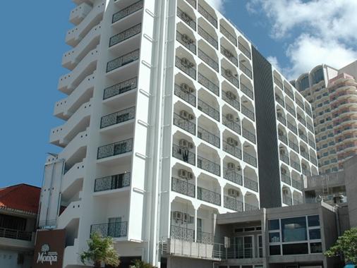 2015年4月『コンドミニアムホテル モンパ』第2の自宅が北谷に誕生!