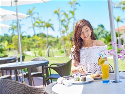一日の気分を盛り上げる、選べる朝食スタイル