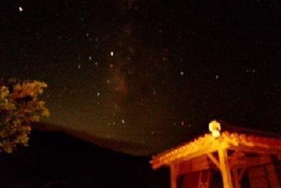 石垣島ならではの星空を存分に堪能