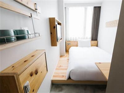 ビジネス利用やひとり旅におすすめ!3種類の部屋