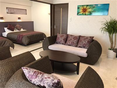 那覇空港まで車で約20分!便利な立地のナイスビューホテル