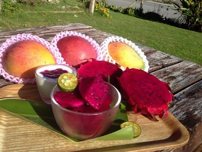 南国のフルーツや、旬の味覚を自宅までお届け
