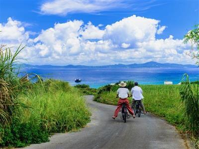 島チャリ散策で、プライスレスな思い出づくり