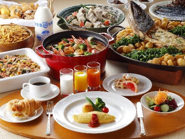 「北海道旅行の思い出に残る朝食」がコンセプト