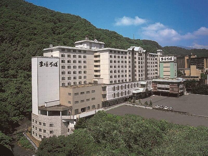 日本最大級露天風呂と31のお風呂で本物の温泉リゾートを満喫