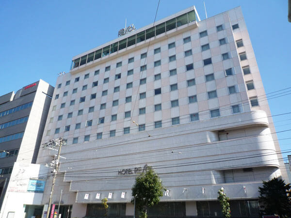 JR函館駅から徒歩約3分の好立地