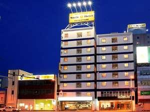 JR函館すぐそばのビジネスホテル