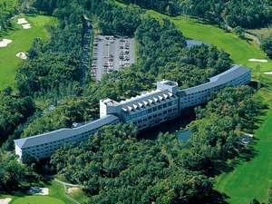 大沼国定公園の大自然に囲まれたくつろぎと癒しのリゾートホテル