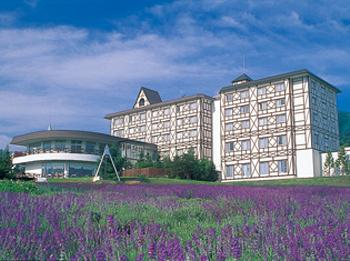 2004年度夏新館オープン!露天風呂もあるスイス風プチホテル