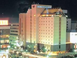 旭川駅正面、各バス停、デパート至近でビジネスや観光に最適