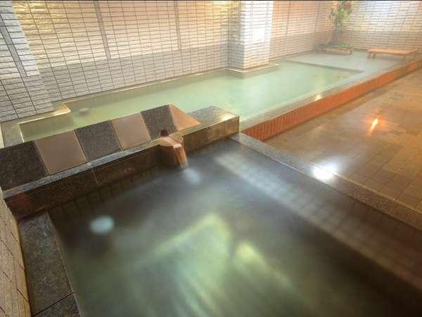 やわらかな阿寒のいで湯に包まれる、源泉100%かけ流しの温泉