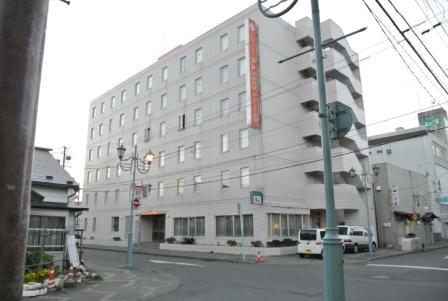 釧路の中心繁華街に立地するホテル!ビジネス・一人旅・カップルでのご利用