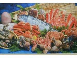 北海道ならではのおいしい海の幸を堪能