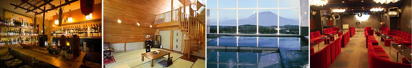霧島でグループにおすすめの温泉旅館5選