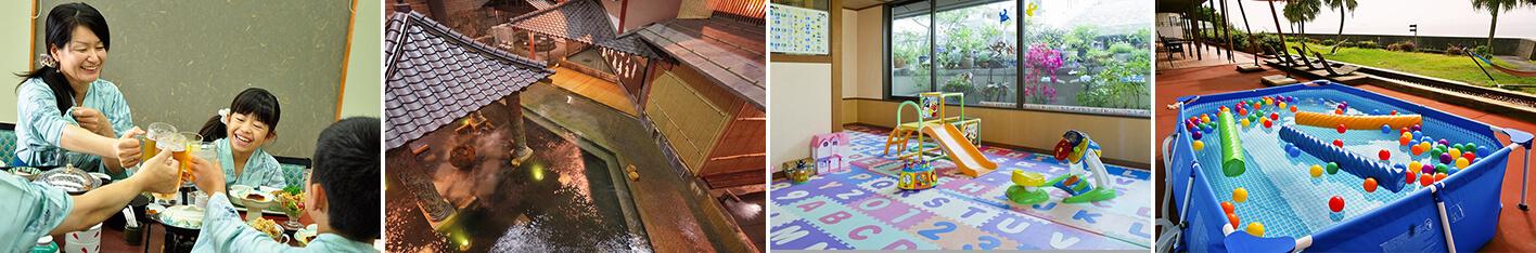 指宿で家族におすすめの温泉旅館5選