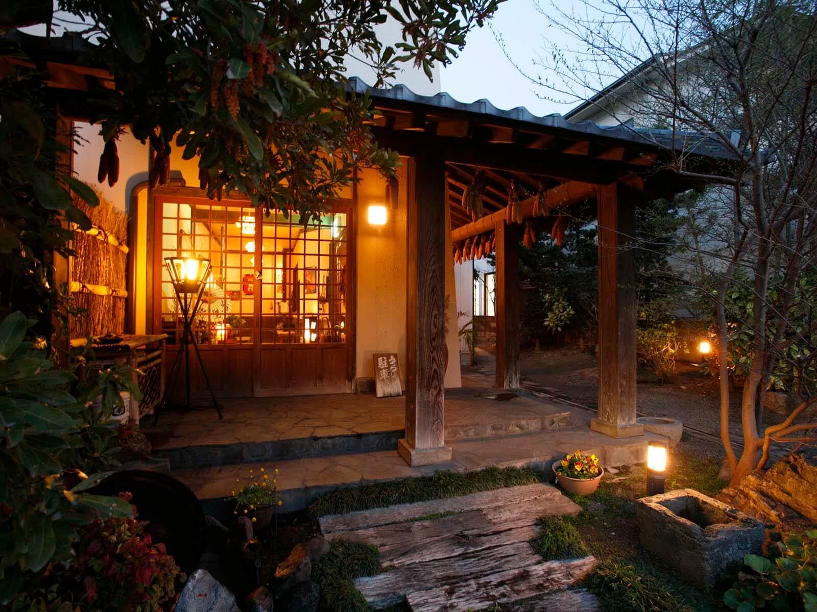 山鹿・平山で夫婦向けが自慢の温泉旅館