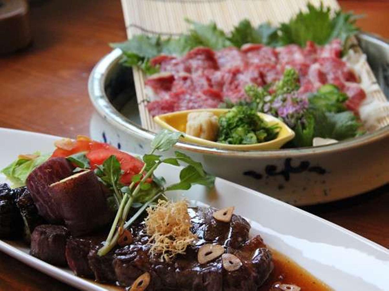黒川で食事が自慢の温泉旅館