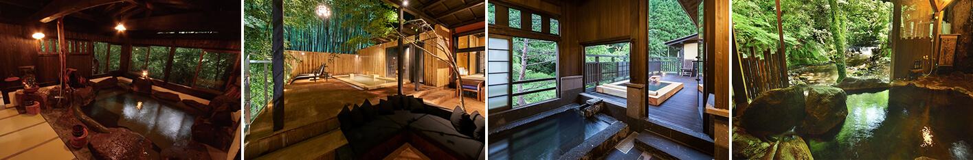黒川周辺で客室風呂が自慢の温泉旅館5選