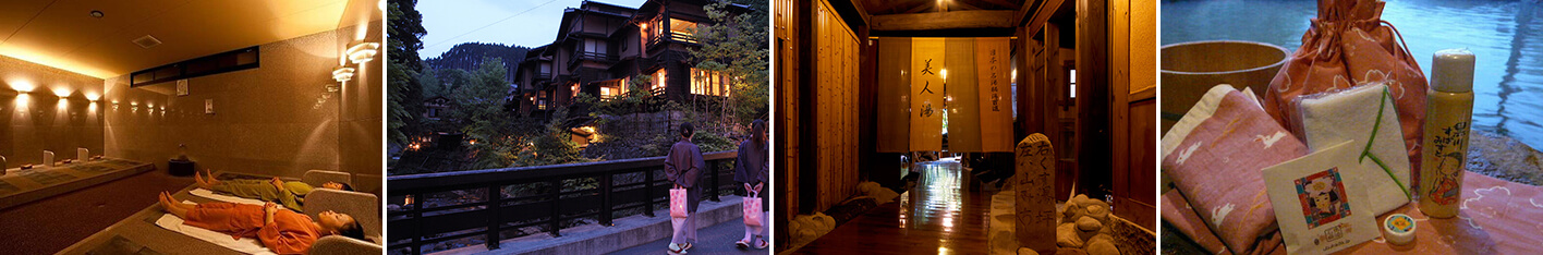 黒川周辺で女性におすすめの温泉旅館5選