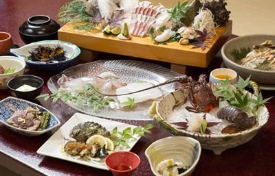 壱岐で食事がおすすめの宿