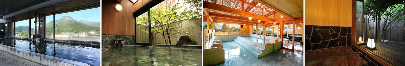 湯布院で内湯が自慢の温泉旅館3選