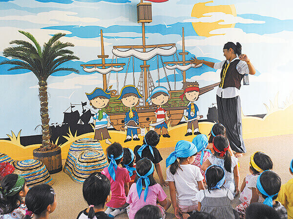 クラブメッド石垣島,キッズクラブ,たびらい沖縄