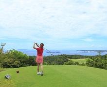 ゴルフ女子のよくばりを叶える「カヌチャ旅」