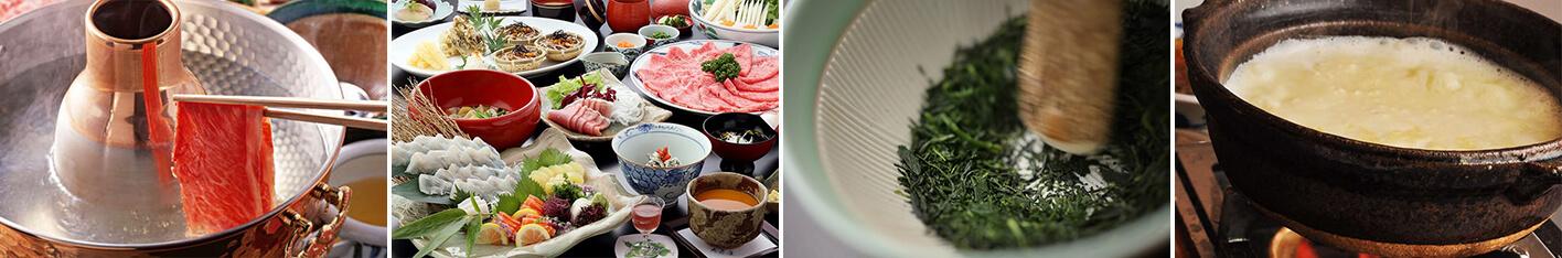 嬉野・武雄で食事が自慢の温泉旅館5選